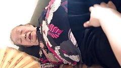 Chinese 70 years granny 1