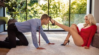Wolf of Anal Street ft. Elsa Jean – Real 1ª Cena Anal