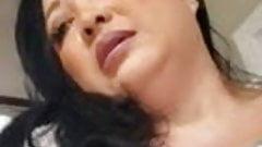 Beautiful Asian Mature Wife Fingering